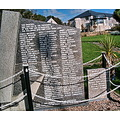 Memorial Fishing Killybegs Donegal Ireland