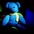 teddybearfriday funfriday blue wool