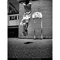 basketball dunk joseph player red brick composition amazing cool nice shot