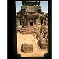 temple ruins jungle angkorwat cambodia
