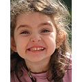 giulia child portrait