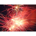 fireworks Dutch tt June 2010 Assen Drenthe Holland