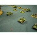 miniature wargaming tank battle france 1940