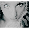 black white portrait close up people woman eyes classic keitology