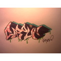 Graffiti Carolin Brodel MES Sketch