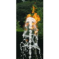 Fire Water England Houghton Hall Jeppe Hein