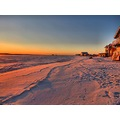 I am currently in Kotzebue, Alaska, a little north of the Arctic Circle where the days are cold a...