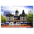 Pioneer Square Courthouse Portland Oregon USA