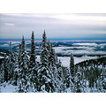 snowmobiling sicamous bc canada