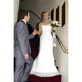 Bride groom wedding veil pretty female dress marriage