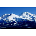 Mount Shasta Fres Snow Wind Siskiyou County Active Volcano