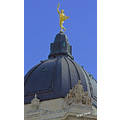 landscape goldenboy legislature winnipeg canada