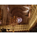 Spain Toledo Catedral Cathedral Coro Rosetn Gothic Gotique cathdrale