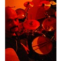 music drums rock