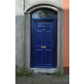 door blue ireland cork shandon