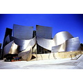 Walt Disney concert Hall LA