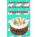 HappyBirthday PhotoPro