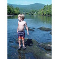 lennon on the hiwassee