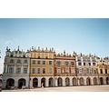 Zamosc takes its name from the Zamoyski family, who created it as a new town near their home vill...
