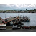 Boats Sea Killybegs Donegal ireland Fishing Port Pier Dock Trawlers