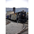 steamtown scranton pennsylvania railroad train locomotive yard