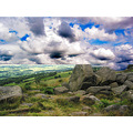 Cow and Calf Ilkley Moor UK