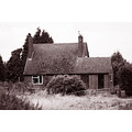 old house bw