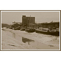 The Hythe Quey At Colchester Essex At Low Tide.