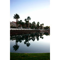 Reflections at sunset (Spanish Trail Country Club, Las Vegas)