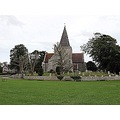 August 2012 - Summer Break   12. Monday - a visit to the village of Alfriston, Polegate. St And...