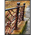 rust railings