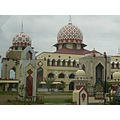 One of the new mosque in Maros, South Sulawesi, Indonesia