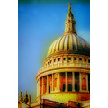 St Pauls City of London London England UK dotGALLERY