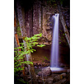 water fall Dunsmuir California Norther Siskiyou County Hedge Creek Waterfall
