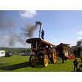 leeds show today smoke steam traction engine