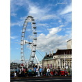 londoneye london wheel