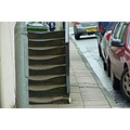 Have a look at how worn these stairs are. They were leading into an old cottage in newton stewart...