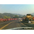 telegraph fire mariposa midpines firetrucks staged