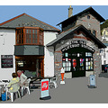 0203 Manipulated Cornwall UK Looe