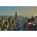New York Manhattan Empire State building Landscape urban