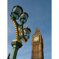 London Clock BigBen City 2009