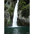 Number two waterfall Taupo lake