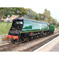 manston swanage bulleid steam