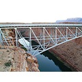 colorado river bridge crossing