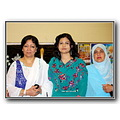 Naghmana Sughra and Samia Poetry Recital Oldham ABhatti UK