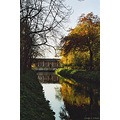 bavaria landscape autumn water