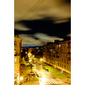 night petersburg clouds