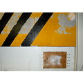 wall yellow parking garage memphis tennessee