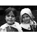 Taken at Towneley Hall woodland festival...2 children dressed up members of the sealed knott