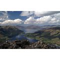 "I took this on sunday from the summit of  the ""Pap of Glencoe""